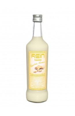 Rein Licor Cremoso de Chocolate Branco 670ml