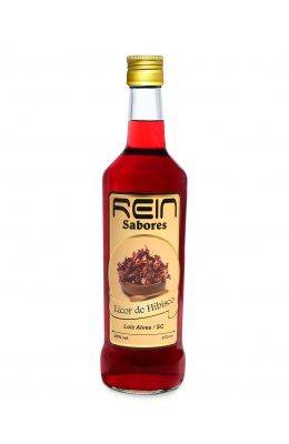 Rein Licor de Hibisco 670ml